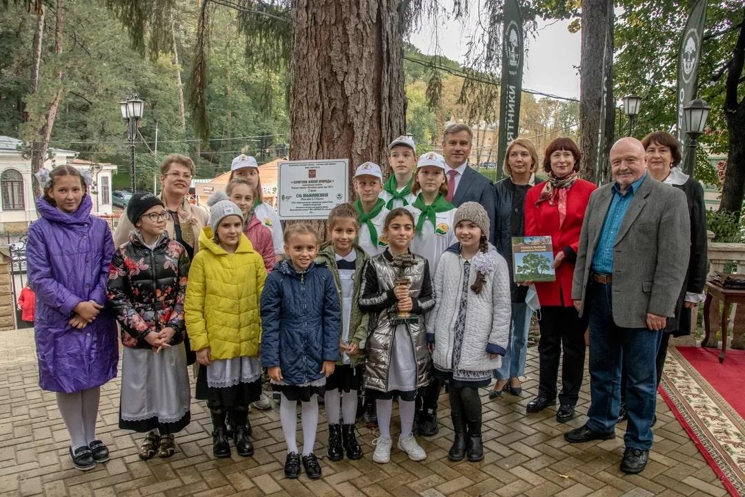 В Кисловодске – курортной жемчужине Кавказа и культурном центре региона, прошло торжественное мероприятие, посвященное чествованию призера всероссийского конкурса